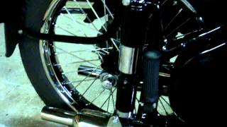 BSA Golden Flash 650cc ano 1952 - Brazil
