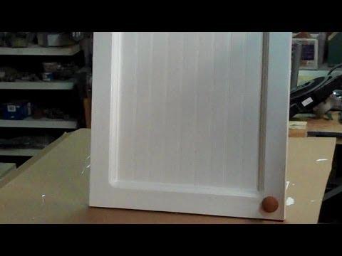 Making $10 Cabinet Doors