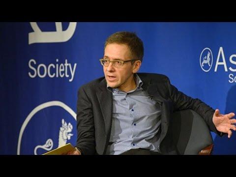 Ian Bremmer in 2014: U.S Should Take Lead in Welcoming Syrian Immigrants