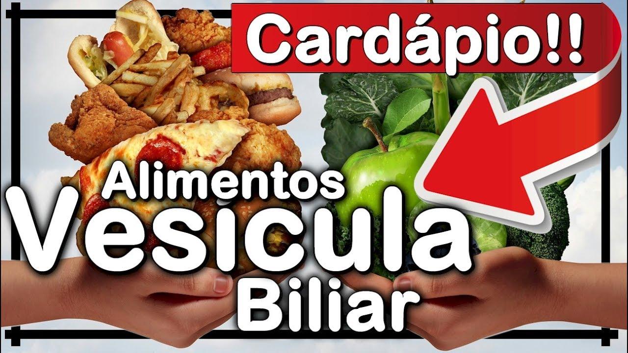 Vesicula Biliar Melhores E Piores Alimentos Para Doenca