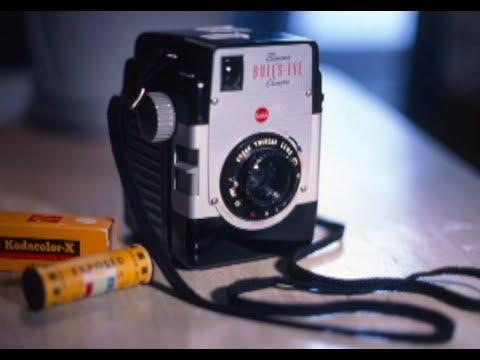 620 Film Minute - Kodak Brownie Bulls-Eye Camera