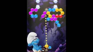 Smurfs Bubble Story Level 94 - NO BOOSTERS