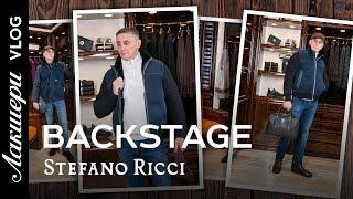 Осенняя капсула Stefano Ricci // Обзор коллекций 2019 // Backstage - Видео от Лакшери