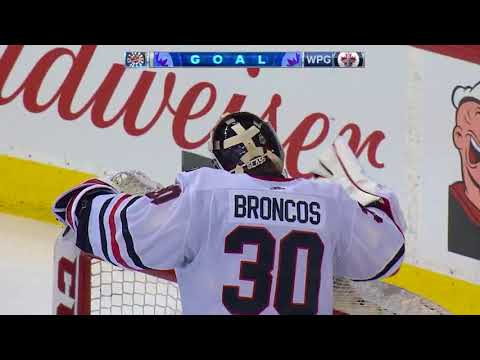 official photos 48a9c 1a39c Chicago Blackhawks vs Winnipeg Jets - April 7, 2018 | Game Highlights | NHL  2017/18