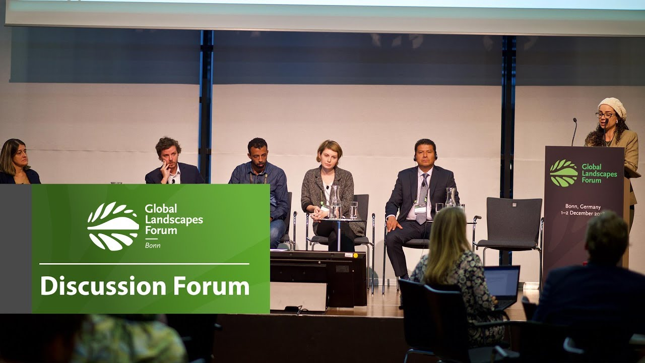 Discussion Forum 18: Landscape Programs in Actions: Experiences from