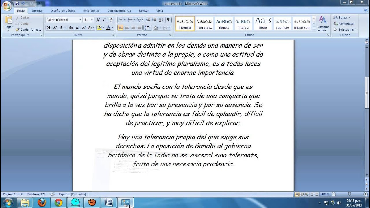Como guardar un documento de word a memoria usb youtube for Memoria descriptiva de un colegio