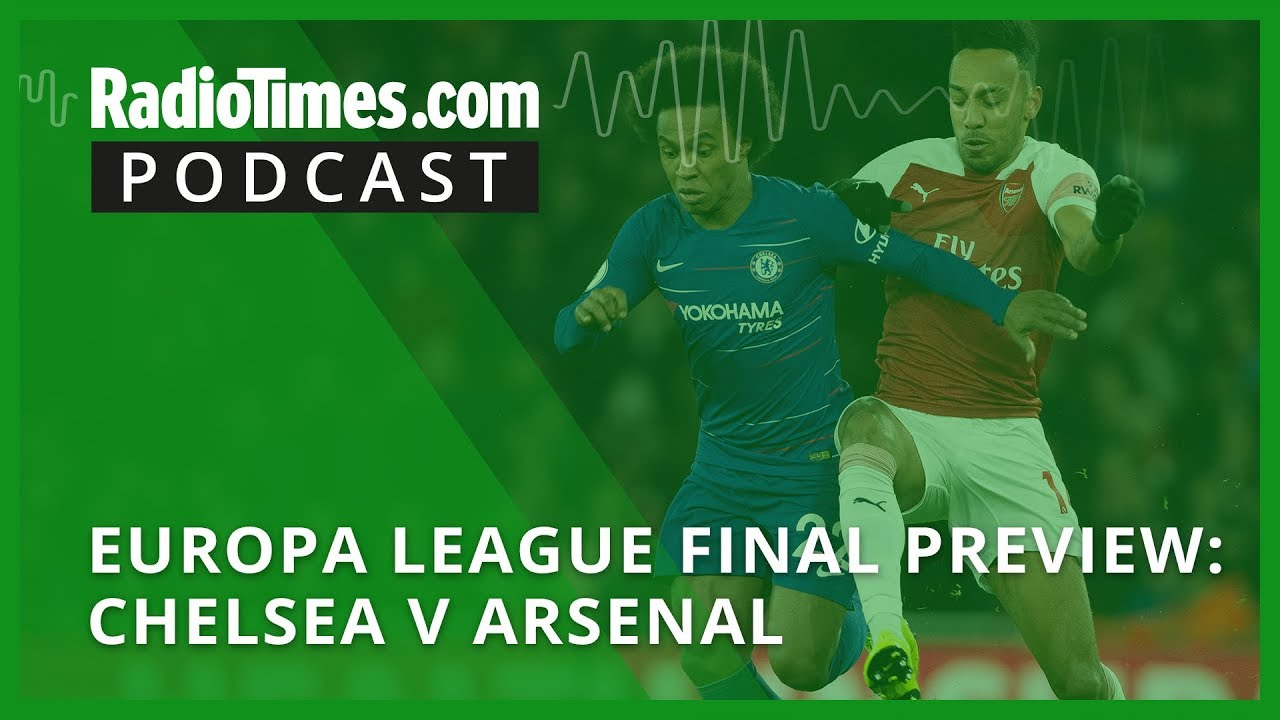 Europa League Final preview: Chelsea v Arsenal