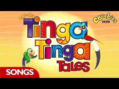 CBeebies: Tinga Tinga Tales - Theme Song