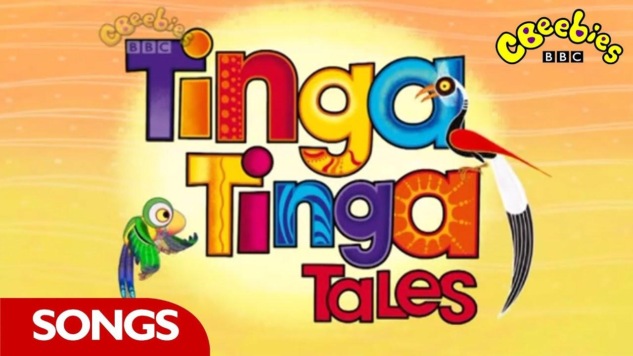CBeebies: Tinga Tinga Tales - Theme Song | Doovi