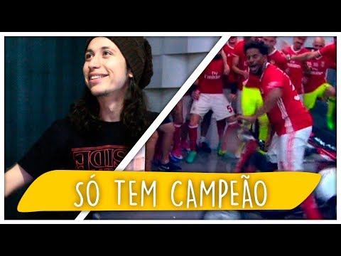 REACT ♫ É CAMPEÃO | Paródia The Lazy Song - Bruno Mars (FutParódias)