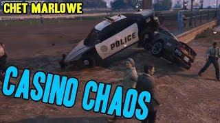 CASINO CHAOS (Chet Marlowe: Ace Reporter | GTA RP)
