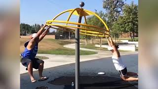 Try Not To Laugh ¦ Funny Situation People Fails Outdoor ¦ Funny Videos