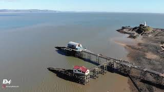 Mumbles - Swansea, South Wales by Drone (HD)