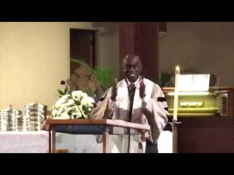 Peoples Congregational Church Rev. Dr. Ronald E. Hopson May 7 2017