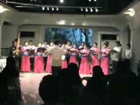 Siang Khaen - Inchai Srisuwan - conducted by Sarin Chintanaseri