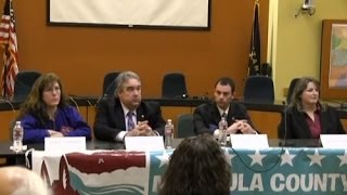 Missoula County Justice of the Peace Dept. # 1 Candidate Forum