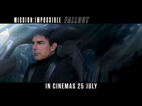 Mission: Impossible  Fallout  TV Spot Dangerous 15