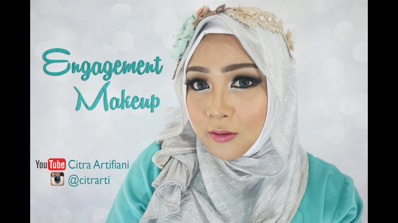Tutorial Makeup Lamaran Indonesia Subtitle Citra Artifiani