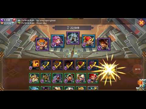 Lords Mobile 7-9 (Elite)