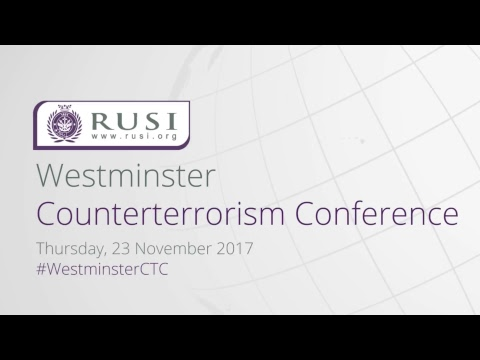 RUSI Westminster Counterterrorism Conference
