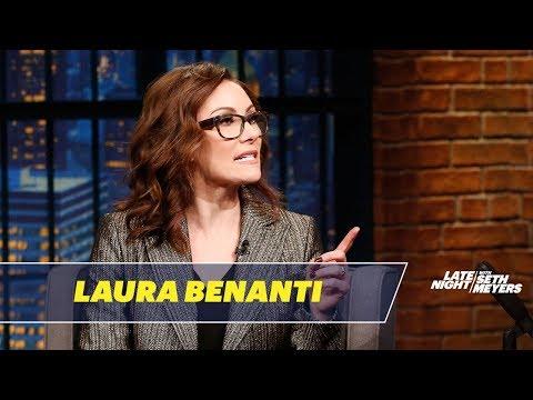Laura Benanti Thinks Melania Trump Represents America