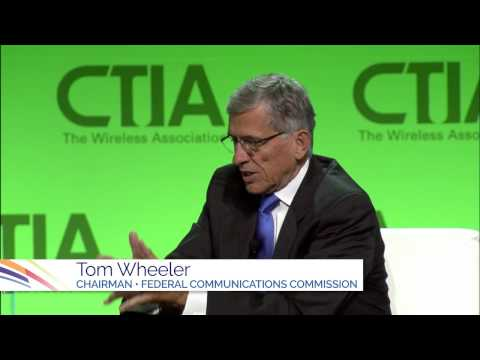 Keynote: FCC Wheeler: Incentive Auction is Great Opportunity for Broadcast Innovation