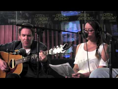 Opie and Anthony - Stephen Lynch the night I laid you down - @OpieRadio