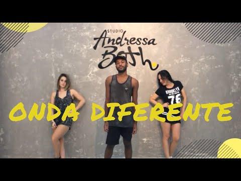 Onda Diferente- Anitta Ludmilla & Snoop Dogg coreografia Dance