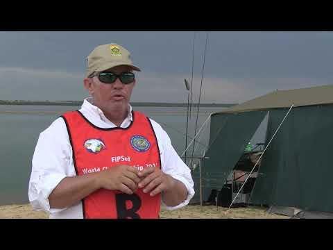 2. Sport Fishing World Games_Episode 2. CARP Championship