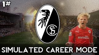 FIFA 16 Simulated Career Mode | #1 | SC Freiburg
