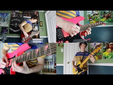Super Mario World - Guitar Medley