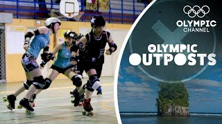 The unstoppable Roller Derby revival strikes France | Olympic Outposts