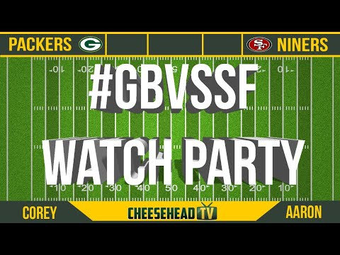 CHTV Packers Watch Party: Green Bay Packers Vs San Francisco 49ers