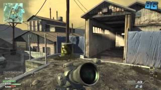 MW3: Sniper Gameplay   FFA mit der MSR   deutsch kommentiert Snipergameplay