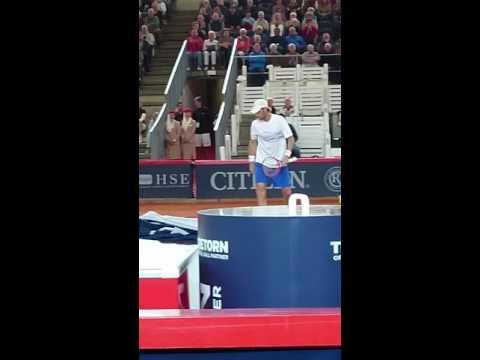 German Open Hamburg Rothenbaum Tennis 🎾 Robert Frankreich
