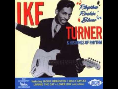 Ike Turner & His Orchestra - Loosely (aka The Wild One)