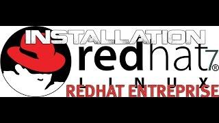 installation RedHat Entreprise Linux 7.0