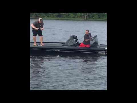 Falls Lake Ledge Fishing