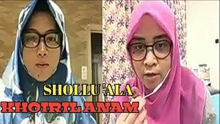 SHOLLU 'ALA KHOIRIL ANAM (NEW)...DUET RINA KHANI