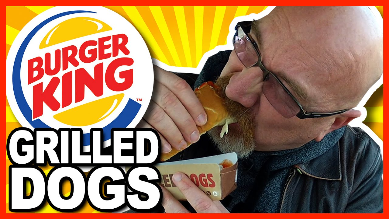 Burger King Grilled Dogs Review from Buffalo, New York