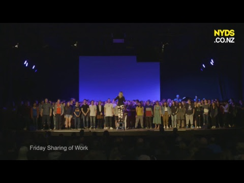 NYDS Live - Friday Sharing of Work 2018