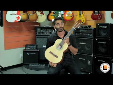 Denver 1/2 Size Nylon String Acoustic Guitar [Product Demonstration]