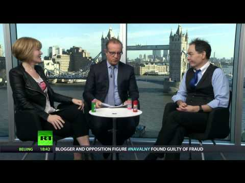 Keiser Report: 2014 Year of Bubbles (E699)