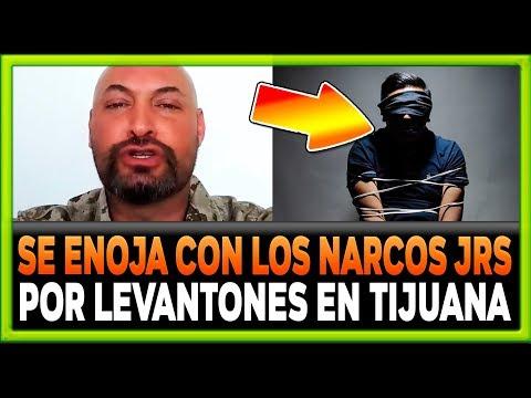 IVAN RIEBELING  HABLA DE LOS LEVANTONES EN TIJUANA
