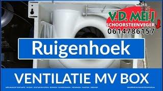 Onderhoud Huis Ventilatiesysteem Ruigenhoek (0614786157) VD Meij Mechanische Ventilatie NL