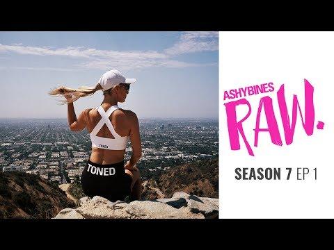 Ashy Bines Raw Season 7 Episode 1 | Los Angeles