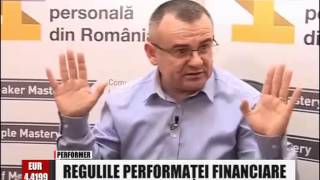 Eusebiu Burcash &amp Andy Szekely in emisiunea Performer la Money Channel