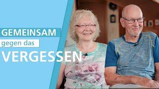 Alltag mit Demenz: Wie geht man als Paar mit der Erkrankung um? | Stiftung Gesundheitswissen