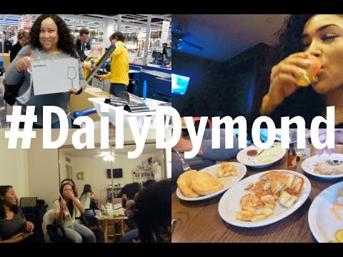 Daily Dymond: IKEA, Cracker Barrel & the Turn Up