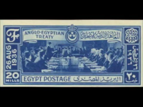 Image result for Anglo-Egyptian treaty of 1936
